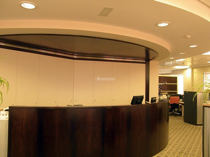 Foto interiorismo oficinas humanes de madrid de for Oficinas ss madrid