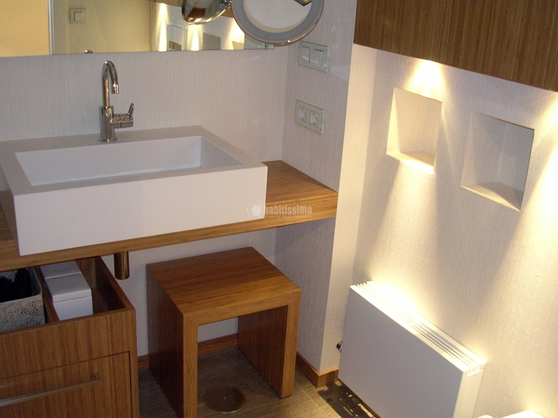 Foto proyecto ba os y cocina de m2 arquitectura 114395 - Proyectos de banos ...