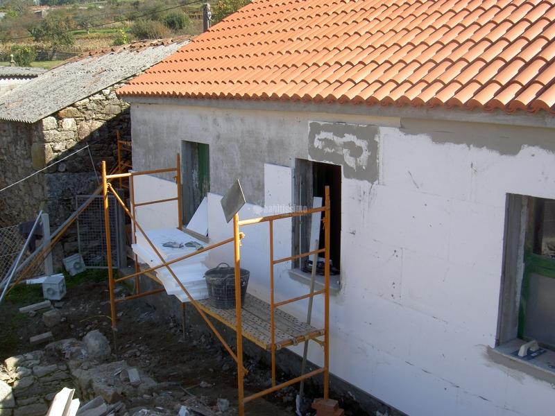 Ontradicciones de la mujer aislamiento de fachadas exteriores galicia - Aislamiento paredes exteriores ...