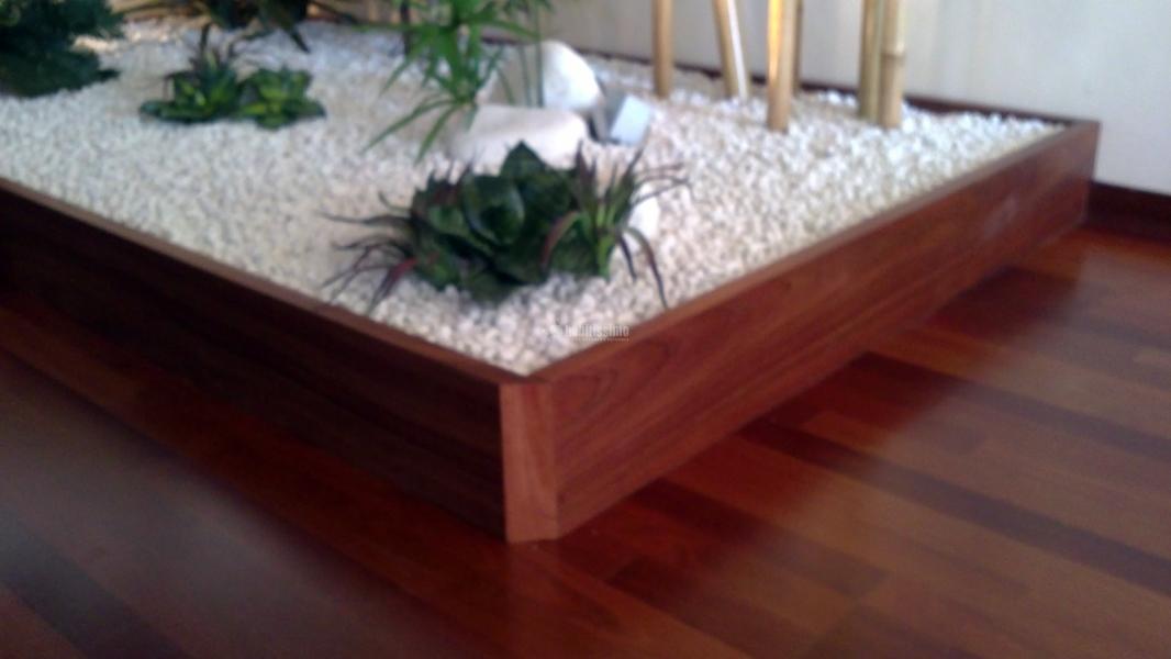 Foto Jardinera Interior De Fusta I Jardi Palau 117569 Habitissimo - Jardinera-interior