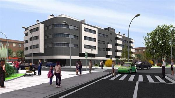 22 Viviendas, garajes, trasteros, zonas comunes, locales comerciales, plaza pública y Parking de 155 plazas en la Avda. General Palacios