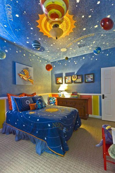 ideas de dormitorio con temática de fútbol 17 Dormitorios Con Los Que Soarn Nios Y No Tan Nios