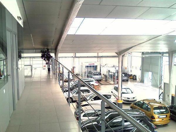 Foto habilitaci n nave industrial para taller mec nico de - Fotos naves industriales ...