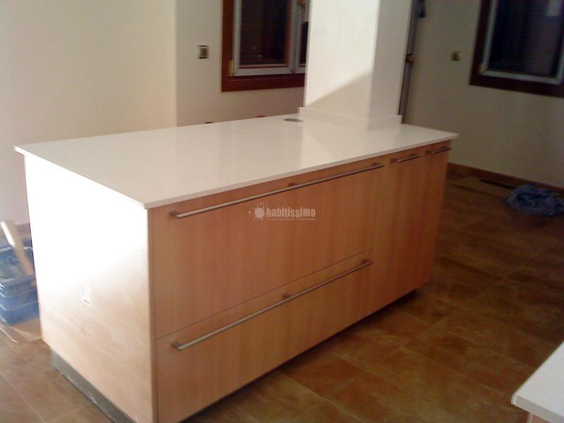 Foto cocinas santos modelo ariane larancio de hogar del - Cocinas santos precios ...