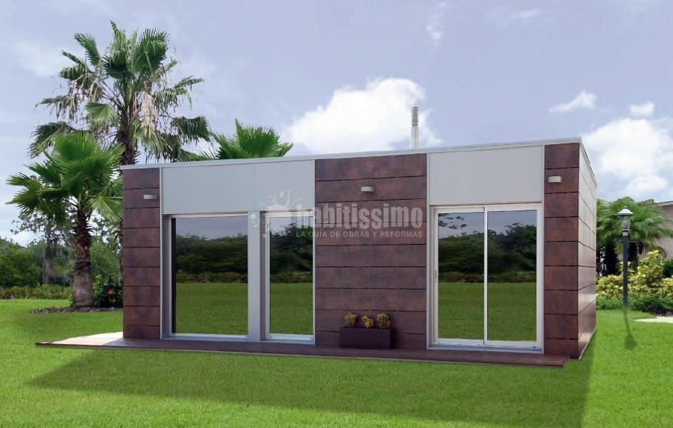 Casas prefabricadas madera casas modulares asturias precios - Cmi casas modulares ...