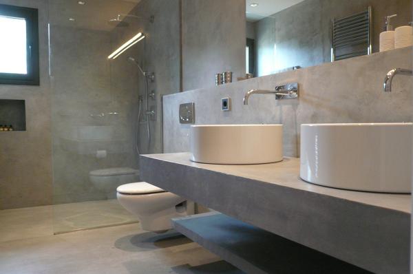 Baños de Cemento, una Opción Asequible y Duradera   Ideas Decoradores