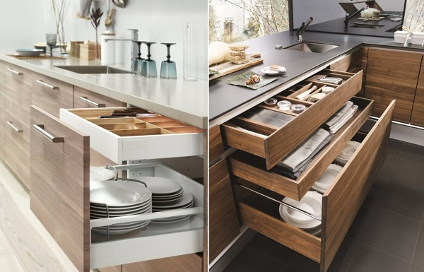 Foto mueble para accesorios de cocina de miriam mart 867963 habitissimo - Muebles para vajilla ...