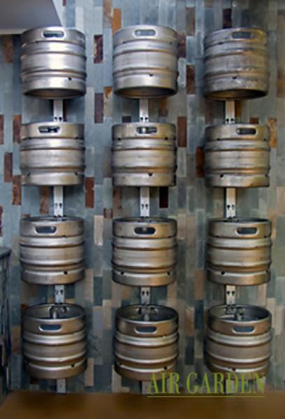 Foto Ag Soportes Para Barriles De Cerveza De Air Garden