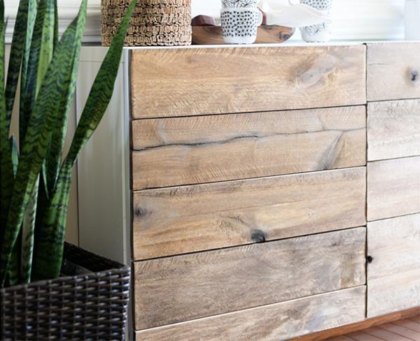 9 ideas creativas para transformar tus muebles de ikea ideas manitas - Mueble aparador ikea ...