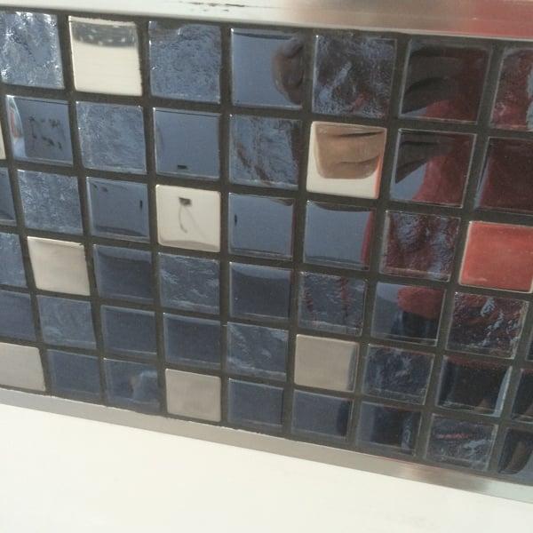 Como cambiar cenefa de cocina sin obra interesting for Quitar azulejos sin obra