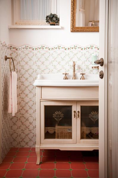 Foto azulejos ba o rom ntico de anna gaya 830158 - Azulejos bano madrid ...