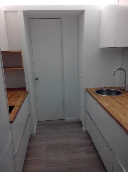 Foto bancadas cocina de grupo piles 1190748 habitissimo - Bancadas de cocina ...