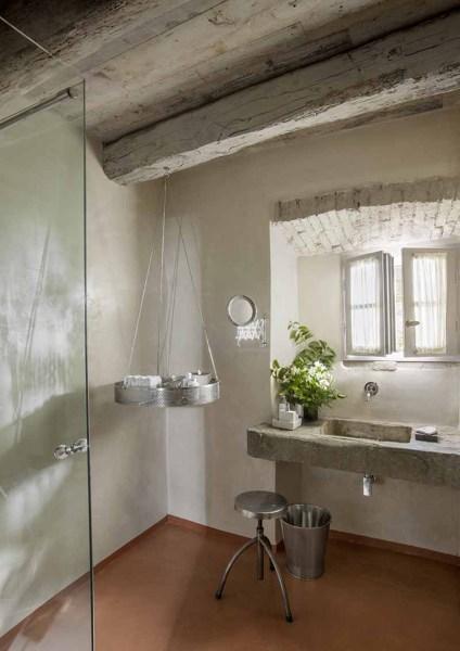 Baños Estilo Asiatico:Foto: Baño Estilo Italiano de Piedra y Madera de Marta #956000