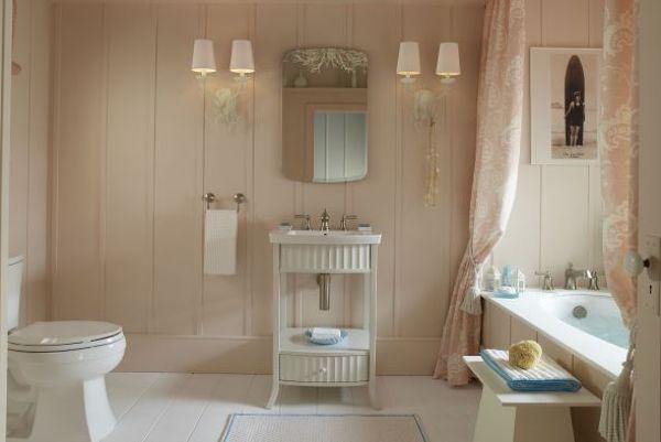 Baños Estilo Asiatico:Foto: Baño-estilo-romántico-212 #810251 – Habitissimo