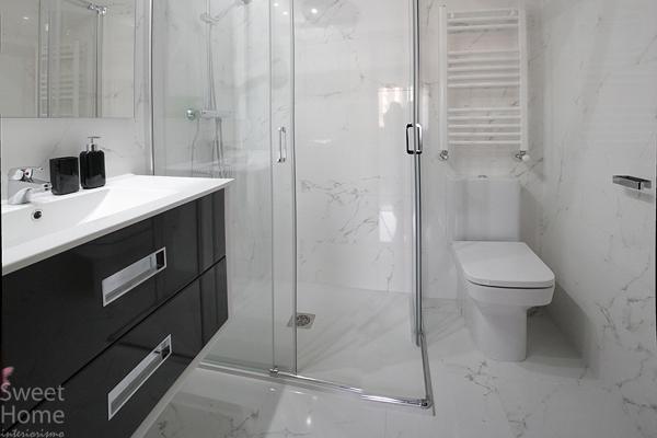 Foto ba o moderno de sweet home interiorismo 843360 - Interiorismo banos modernos ...