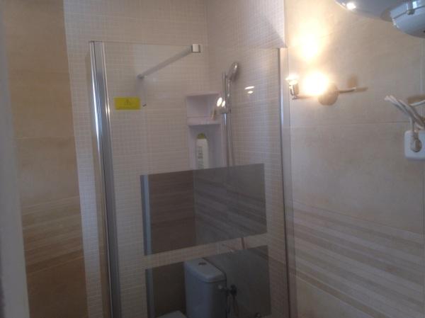 Reforma integral de baño en Madrid