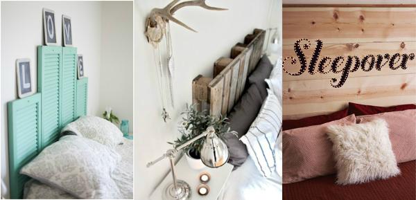 Foto cabeceros caseros para la cama de anna gaya 895895 - Cabeceros cama originales caseros ...