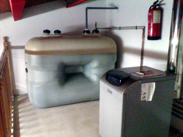 Foto caldera gasoil 30 kw de visoenergia 429039 for Calderas para calefaccion