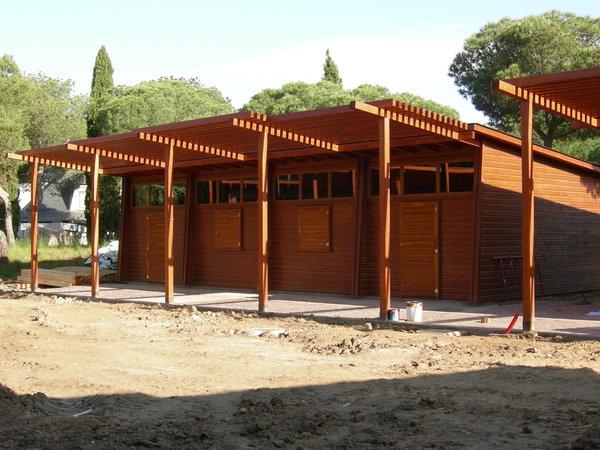 Foto campamento urbano en las rozas de deck garden for Mudanzas en las rozas