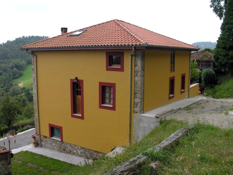 Foto casa en pavia exterior de construcciones benjoal - Construcciones benjoal ...