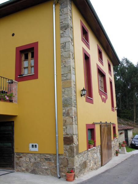 Foto casa en pavia lateral de construcciones benjoal - Construcciones benjoal ...
