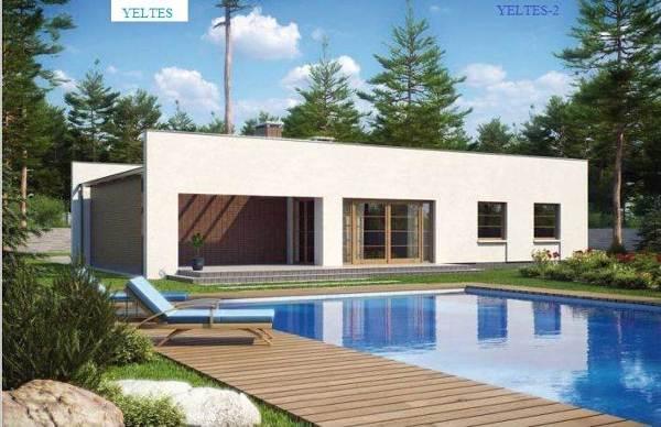 Foto casa yeltes de fhs casas 953211 habitissimo - Casas prefabricadas en valladolid ...