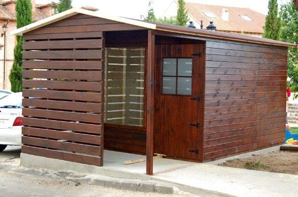 Foto caseta oficina de turismo m porche uceda guadalajara de euro n rdicas - Oficina de turismo guadalajara ...