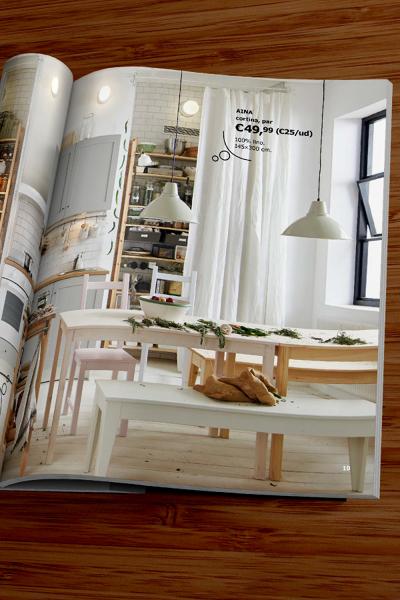 Foto: Catálogo Ikea Mesa Comedor #1233190 - Habitissimo