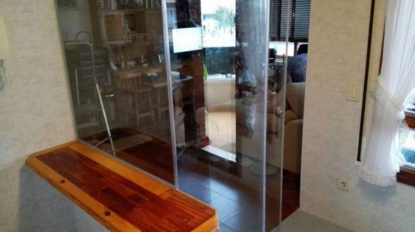 Foto cierre cocina y sal n de reformas arene 895879 - Cocina americana y salon ...