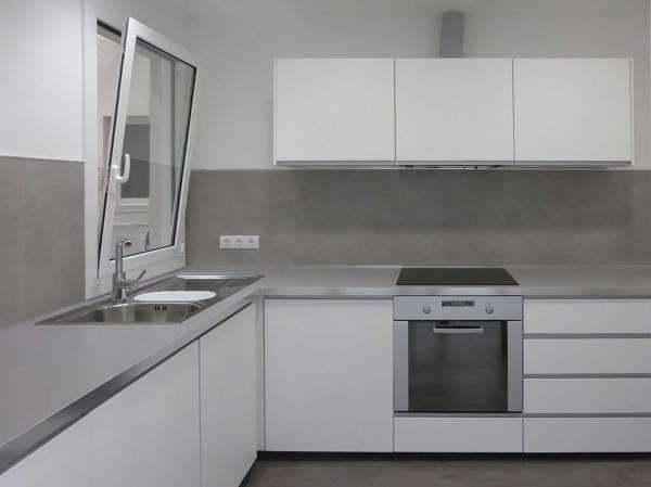 Reforma integral de una cocina en Barcelona