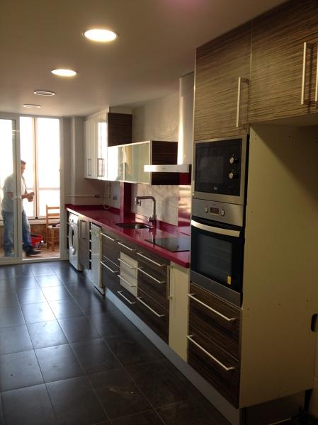 Foto cocina badalona de cuines del maresme s l 438749 - Reformas banos badalona ...