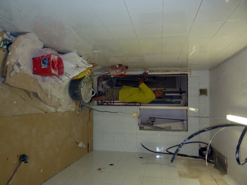 Foto cocina completa mataro de reformes decor 412035 for Presupuesto cocina completa