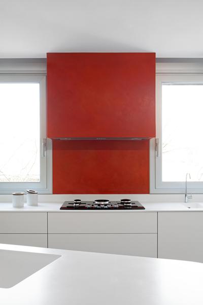 Foto cocina con paredes de colores de gabri garcia - Colores paredes cocina ...