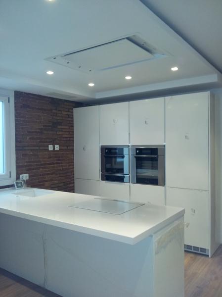Foto: Cocina de Diseño en Barcelona de Interioristes Nou ...