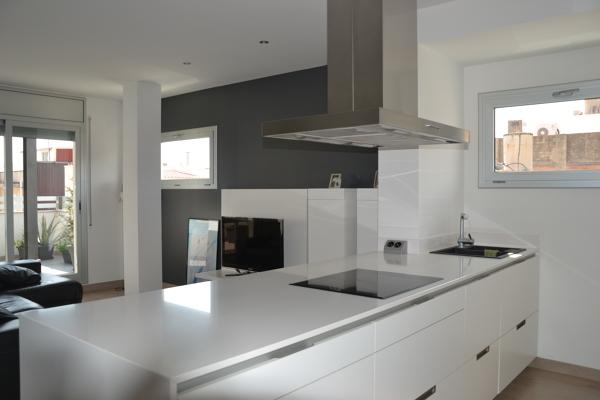 Foto cocina estar comedor de mireia cid robledo 1256608 for Cocina estar comedor