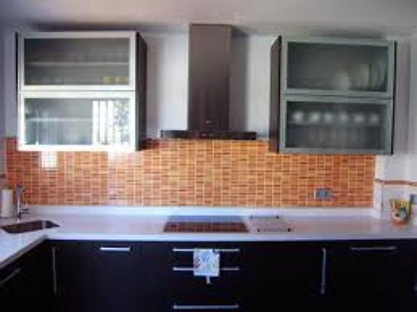 Foto cocina fregadero en esquina de ceramicas boente s l - Cocinas en esquina ...