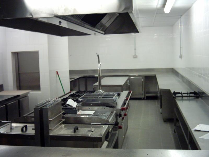 Foto cocina industrial de manolo rovira s l 306241 - Muebles cocina industrial ...