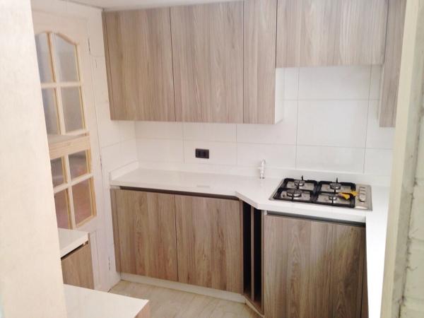 Foto cocina madera clara 9 de cocinas armarios 766468 - Cocinas madera clara ...