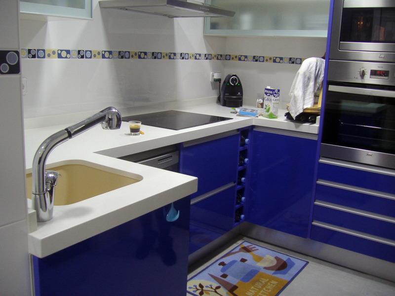 Foto cocina de david moreno interiores 130816 habitissimo - David moreno interiores ...