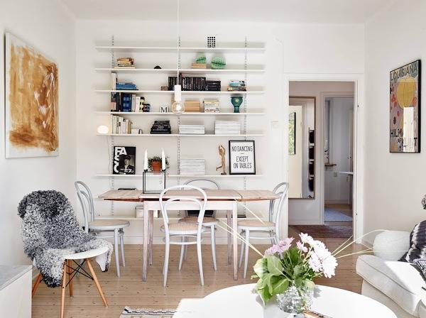 7 ideas para decorar tu comedor peque o ideas decoradores - Quadri per sala da pranzo ...