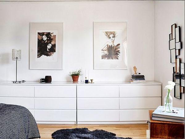 Foto c moda malm ikea de maribel mart nez 1400032 - Dormitorio malm ikea ...