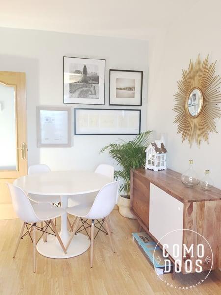 Foto composicion laminas pared de comodoos interiores - Laminas vinilicas para paredes ...