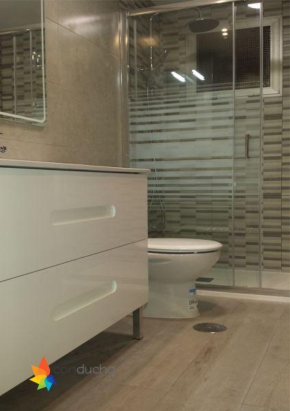 Baño Reformado Ducha:Baño reformado integral en madrid