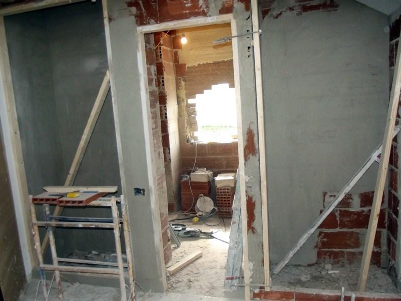 Foto construccion de ba o y armarios empotrados de - Decoracion armarios empotrados ...
