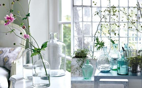 Damajuanas pasi n por el cristal ideas decoradores for Vasi grandi per interni