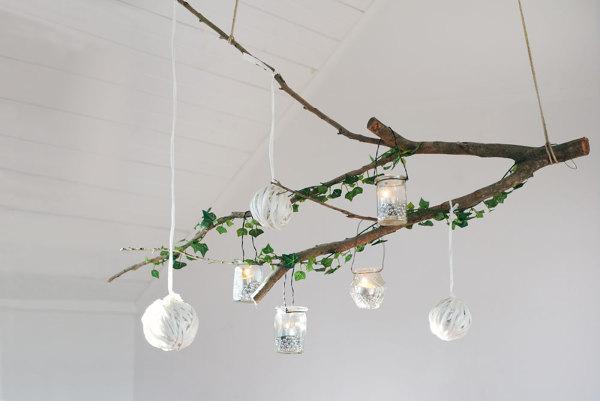 Foto decoraci n ramas secas de irene villaverde - Decoracion con ramas de arboles ...