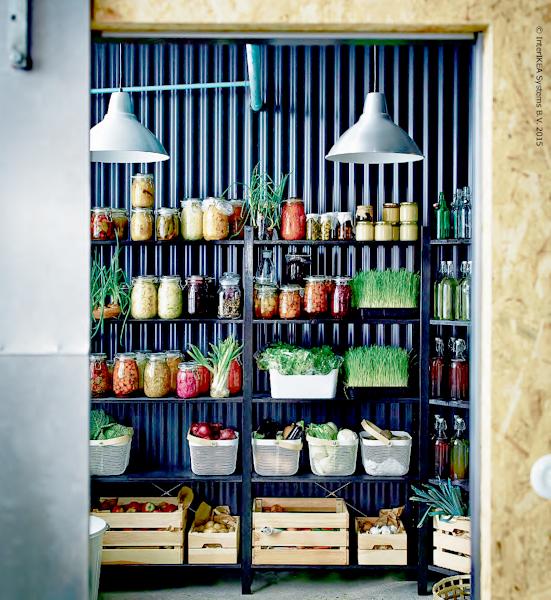 Foto despensa cocina de miriam mart 929326 habitissimo Despensa cocina