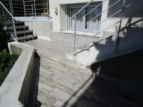 Foto detalle de canaleta para recogida de aguas pluviales - Recogida aguas pluviales ...