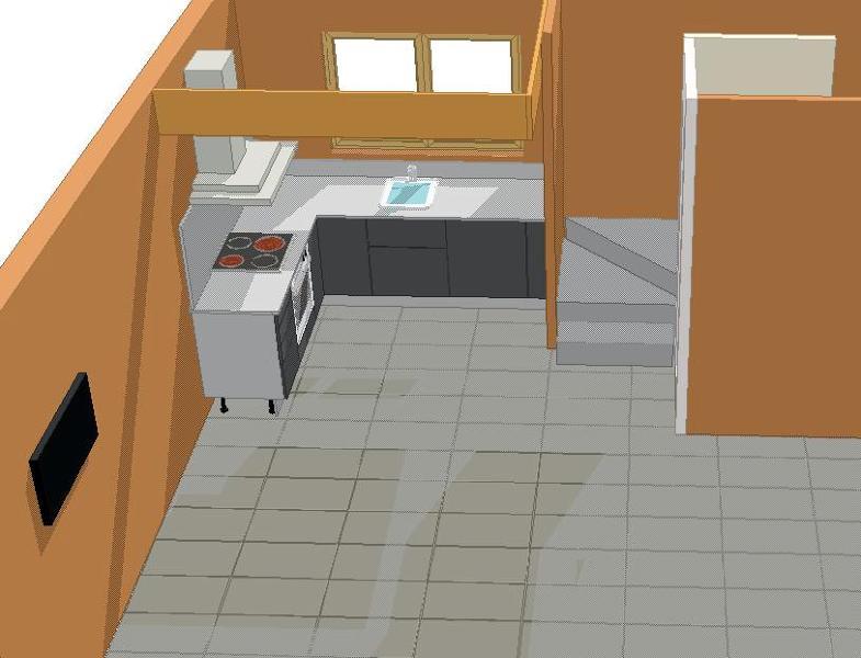 Foto: Diseño Cocina 3D 1 de Escudero Disseny Vilanova i la Geltru ...