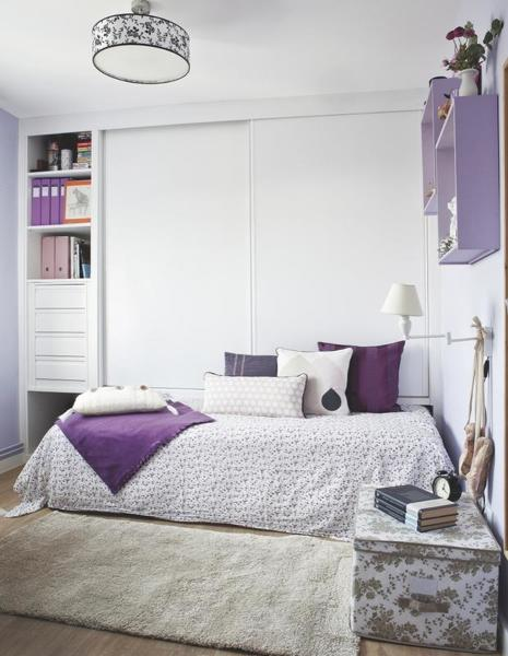 Foto dormitorio malva de living mallorca deco 1061657 - Dormitorio malva ...